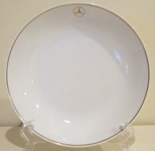 Authentic Mercedes Benz VIP Guest Dining Room Coup Soup Bowl