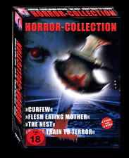 Horror Collection - 4 movies on 3 Dvds - German Language Only -