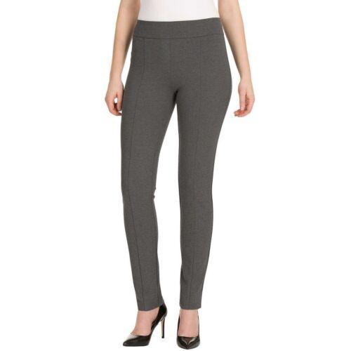 NWT Hilary Radley Women/'s Sit at the Waist Narrow Leg Ponte Pants Variety
