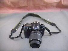 Nikon D100 DSLR with 18-55mm f/3.5-5.6 AF-S VR DX Lens