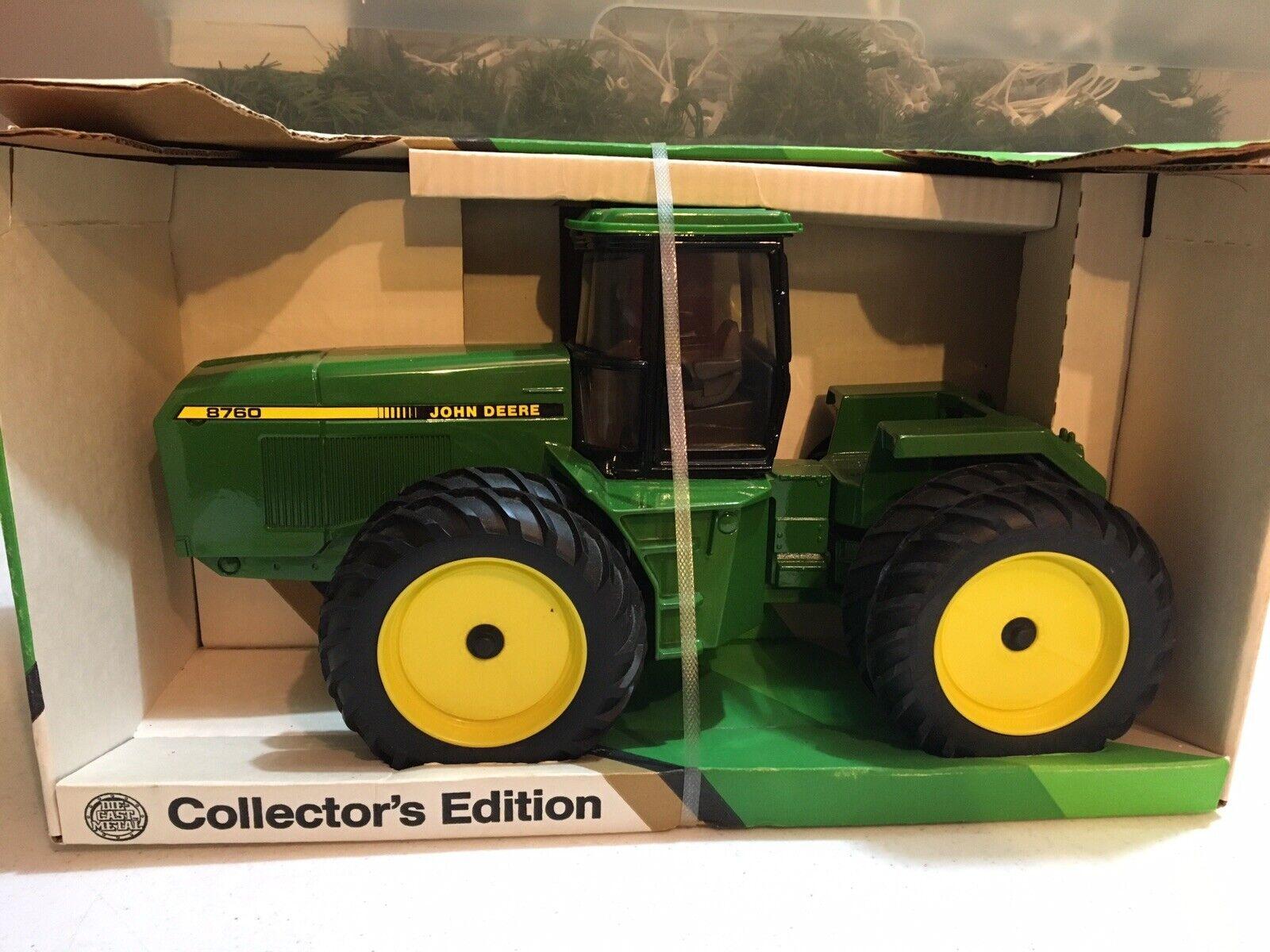 4-Wheel Drive Tractor 1 16 Scale ERTL John Deere - Stock  5595