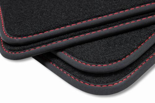 11//2014 Premium Fußmatten für Opel Corsa E ab Bj