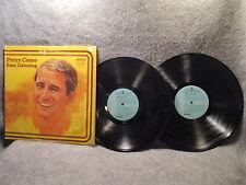 33 RPM LP (2) Record Set Perry Como Easy Listening RCA Camden Records CXS-9002