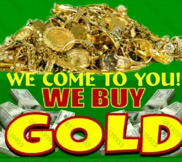GOLD JEWELLERY BUYERS AT YOUR DOOR. WE COME TO YOU AND PAY  CASH FOR YOUR GOLD JEWELLERY
