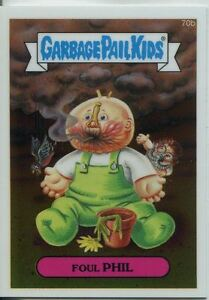 Garbage Pail Kids Mini Cards 2013 Base Card 47a Grillin/' GREG
