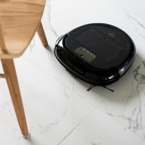 iClebo O5 Robot Vacuum Cleaner with Wi-Fi & Camera Navigation