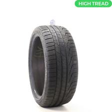 Used 24540r20 Pirelli Sottozero Winter 240 Serie Ii 99v 10532 Fits 24540r20