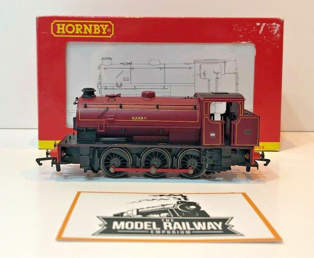 HORNBY 00 GAUGE  R2096  NCB 060ST classe J94 HARRY LOCOMOTIVE  scatolaED