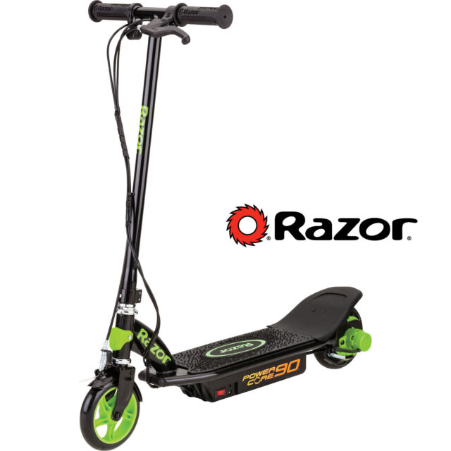 Maxtra Electric Scooter Motorized Scooter Bike Rechargeable Battery E120 Green For Sale Online Ebay