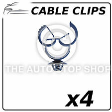 Fasteners Automatic Clips Cable 11-18 MM Drilling 6,2x12,2MM All Types 1314 4PK