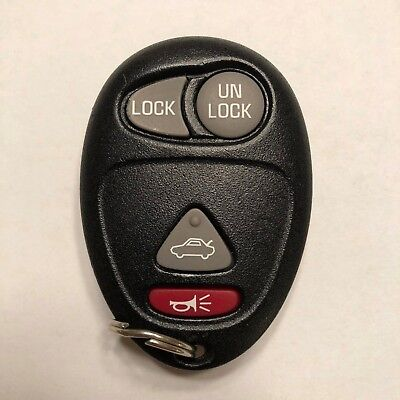 For GM Lot of 1 Used OEM Remote Part #10335582-88 FCC ID:L2C0007T  3 Buttons