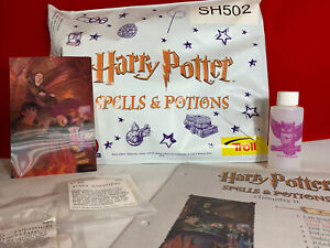 HARRY POTTER ---TROLL----- SPELLS AND POTIONS Science Kit SH506