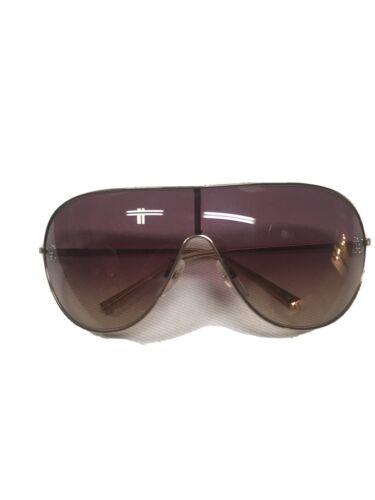 Chanel sunglasses with rhinestone CC logo