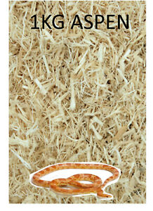 ASPEN-1KG-SNAKE-REPTILE-ANIMAL-BEDDING-SUBSTRATE-NATURAL-SOFT-WOOD-VALUE-WEIGHED