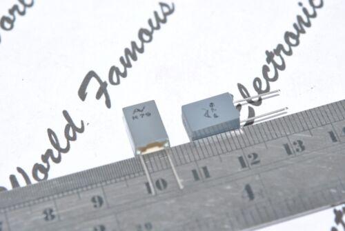 20pcs 0,1µF ARCOTRONICS 0.1uF 250V 10/% pitch:5mm R79 Capacitor