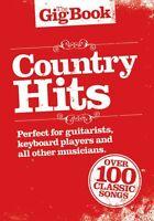 Country Hits Sheet Music The Gig Book Lead Sheets: Melody-lyrics-chord 014041322
