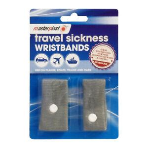 Masterplast Travel Sickness Wristbands 2PK