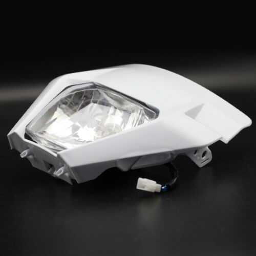Headlight Mask Assembly Headlamp For KTM EXC EXC-F 125 200 250 300 350 450 500