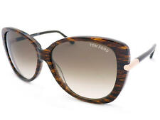 ebbc5edcca71a item 5 TOM FORD - LINDA Sunglasses Lined Brown  brown Gradient Lenses  FT0324 S 50F -TOM FORD - LINDA Sunglasses Lined Brown  brown Gradient  Lenses FT0324 S ...