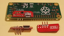 Solderless Serial to USB adapter for Raspberry Pi Zero
