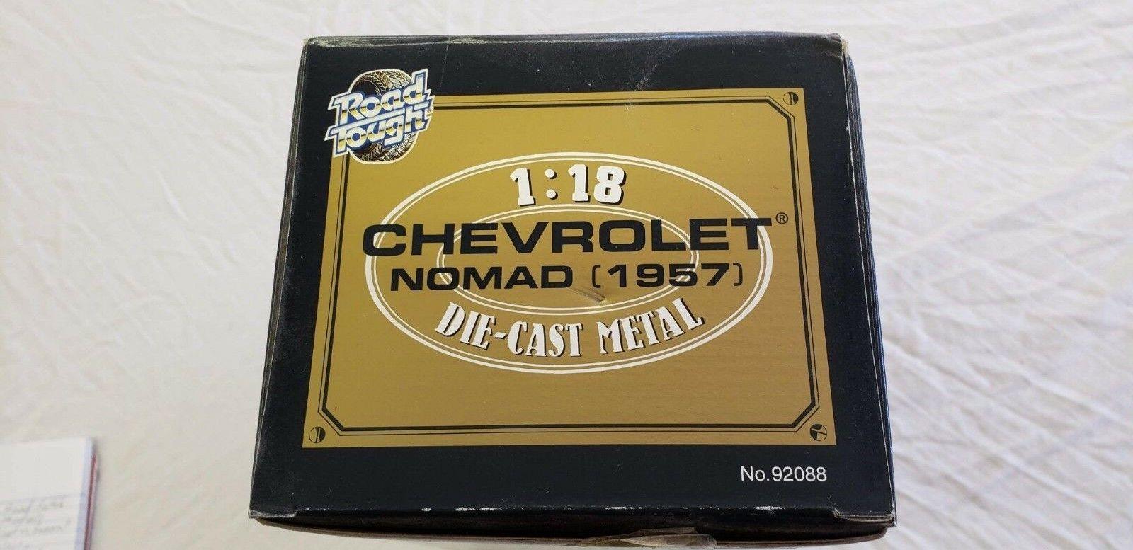 1957 Chevrolet Chevrolet Chevrolet Nomad Die Cast Metal Model 9208 bc893c