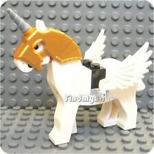 N501 Lego Swift Wind Minifigure God Pegasus Flying Horse with Wings NEW