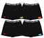 CT 4 x Pack Frank and Beans Boxer Shorts Mens Underwear Cotton S M L XL XXL CT53