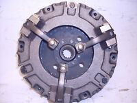 Ford 1720 Shibaura D23f D28f Compact Tractor Clutch Dual Stage 9