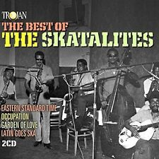 "The Skatalites ""The Best Of"" Trojan CD Album (New & Sealed) In Stock Now!"