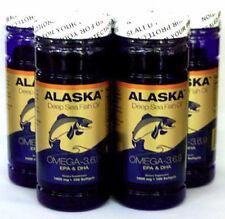 6bottles  Deep sea  Fish Oil Omega 3, 6,9 , EPA/DHA Flaxseed Oil 600sg in total