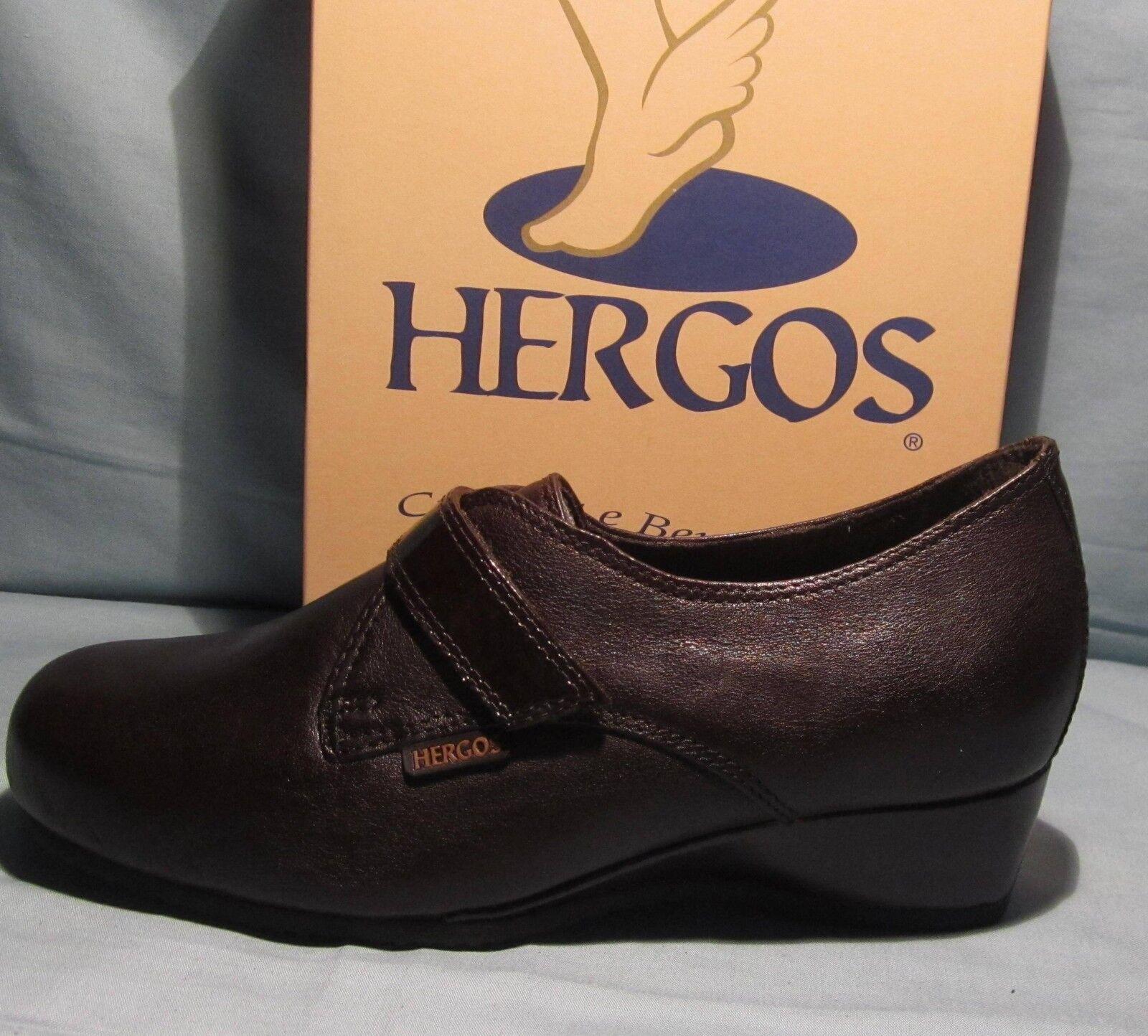 Hergos mujer H865 A I Scarpa Con Plantare Estraibilenegro n° n° n° 36 6f5b05