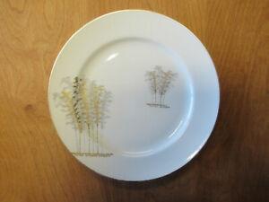 Arita-Fukagawa-Japan-GOLD-BAMBOO-Rim-Dinner-Plate-10-1-4-034-1-ea-9-available