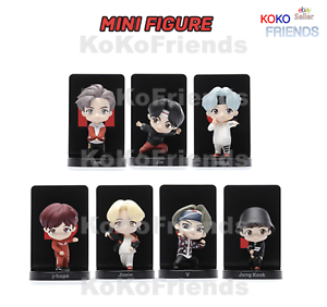 BTS Official TinyTAN Mini Figure MIC DROP KPOP Merch Authentic Goods