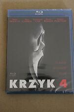 Krzyk 4 Blu-ray  POLISH RELEASE (English subtitles)