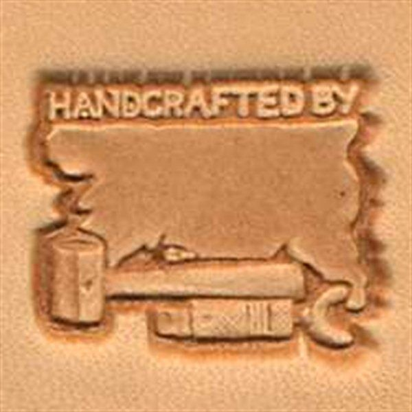 3d Handcrafted By Leather Stamp 88400 00 Tandy Stamping Tool Craft STAMPS Tools