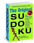 The Original Sudoku: Bk. 3 by Nikoli Publishing (Paperback, 2006)