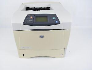 HP LaserJet 4240n Workgroup Laser Printer