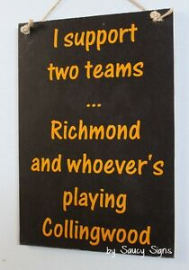 Richmond-2017-2019-Premiers-versus-Collingwood-Footy-Sign-Bar-Office-Tigers