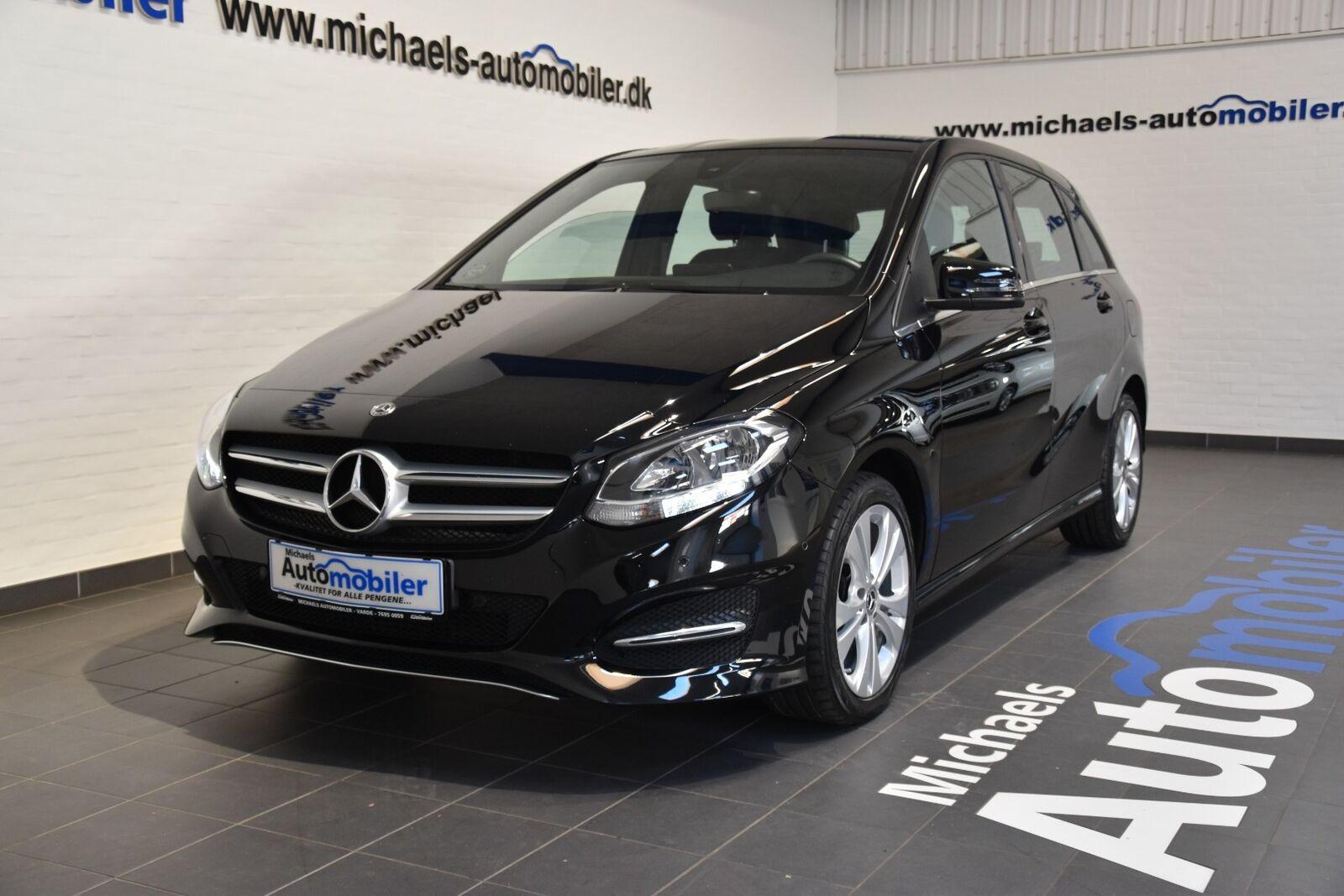 Mercedes B180 d 1,5 Urban aut. 5d - 254.900 kr.