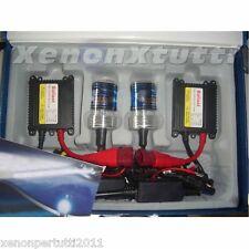 KIT XENON H7 XENO H1 H3 H11 HB3 HB4 H8 H10 4300k 5000k 6000k 8000k SLIM CANBUS 1