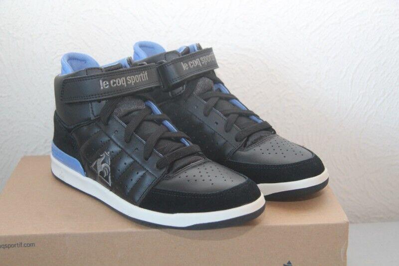ORIGINAL chaussure chaussure chaussure  LE COQ SPORTIF DIAMOND LEA SATIN 1121756 36 FR 3.5  UK NEUF  marca en liquidación de venta