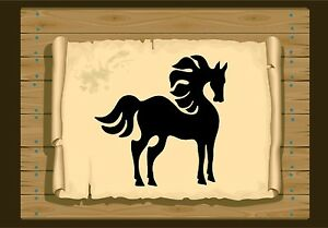 Greek-Horse-350-Stencil-micron-Mylar-not-thin-stuff-Horse01