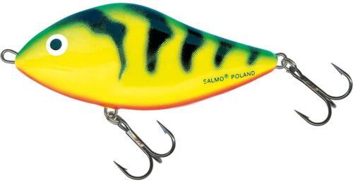PIKE FISHING LURE SALMO SLIDER 12CM//70G SINKING