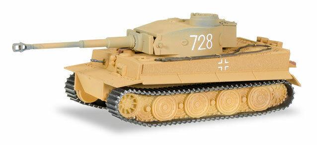 Herpa 745536-1//87 carros de combate tiger Hybrid-nuevo