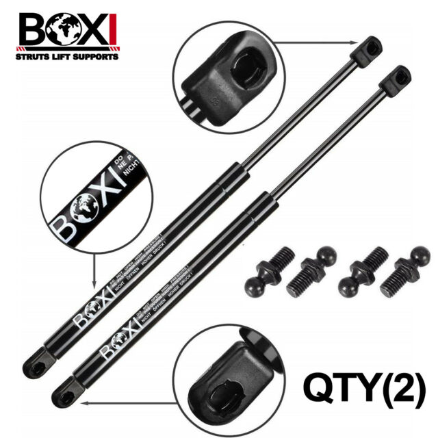 Boxi 2pcs Hood Gas Charged Lift Supports Fit 2001 To 2006