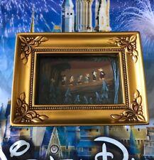 Disney Gallery Of Light Olszewski Snow White Seven Dwarfs Going Home New in Box