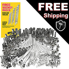 Craftsman 311 Pc. Mechanics Tool Set with FREE 6 Pc Socket Rail Set SAE & Metric