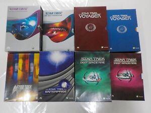 Star-Trek-Tutte-le-Serie-Complete-in-DVD-Versione-Italiana-COMPRO-FUMETTI-SHOP