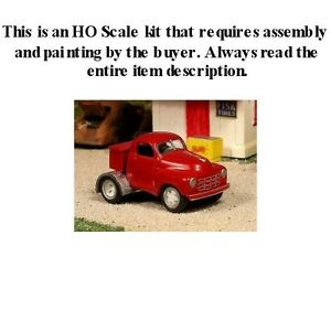 Details about HO SCALE: 1952 STUDEBAKER