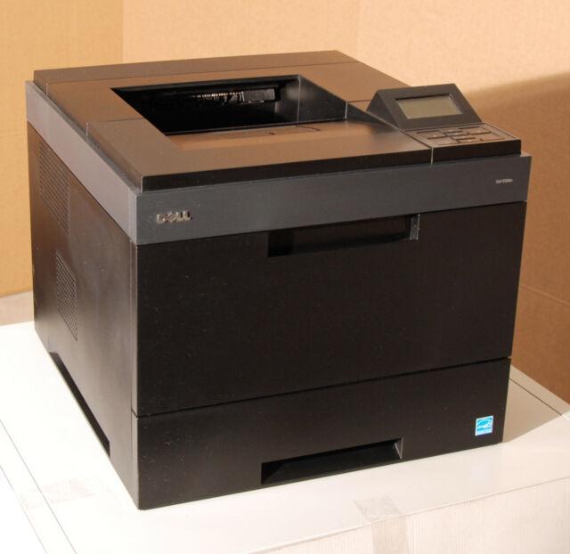 Laserdrucker Dell 5330dn  Din A4  Parallel USB LAN Duplex Toner 37% 256MB